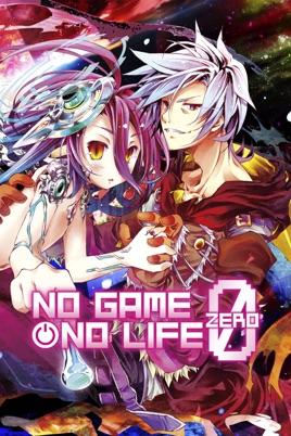თამაში სიცოცხლის ნაცვალდ: დასაწყისი/ No Game No Life: Zero