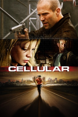 Poster of Cellular 2004 Full Hindi Dual Audio Movie Download BluRay 720p