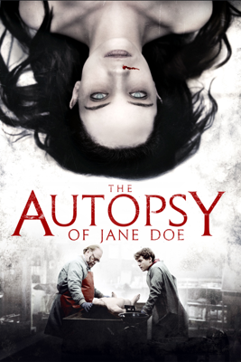 André Øvredal - The Autopsy of Jane Doe Grafik