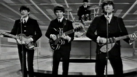The Beatles - I Want To Hold Your Hand (Performed Live On The Ed Sullivan Show 2/9/64) artwork