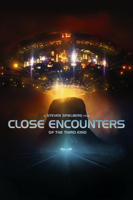 Steven Spielberg - Close Encounters of the Third Kind artwork