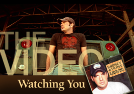 Watching You - Rodney Atkins Cover Art