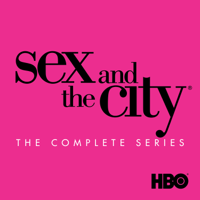 Sex and the City - Sex and the City, The Complete Series artwork