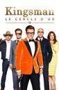 Affiche du film Kingsman: Le Cercle d\'Or
