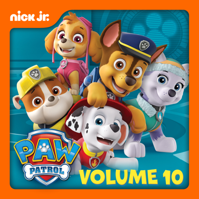 PAW Patrol, Vol. 10 HD Download