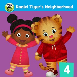 Daniel Tiger\'s Neighborhood, Vol. 4