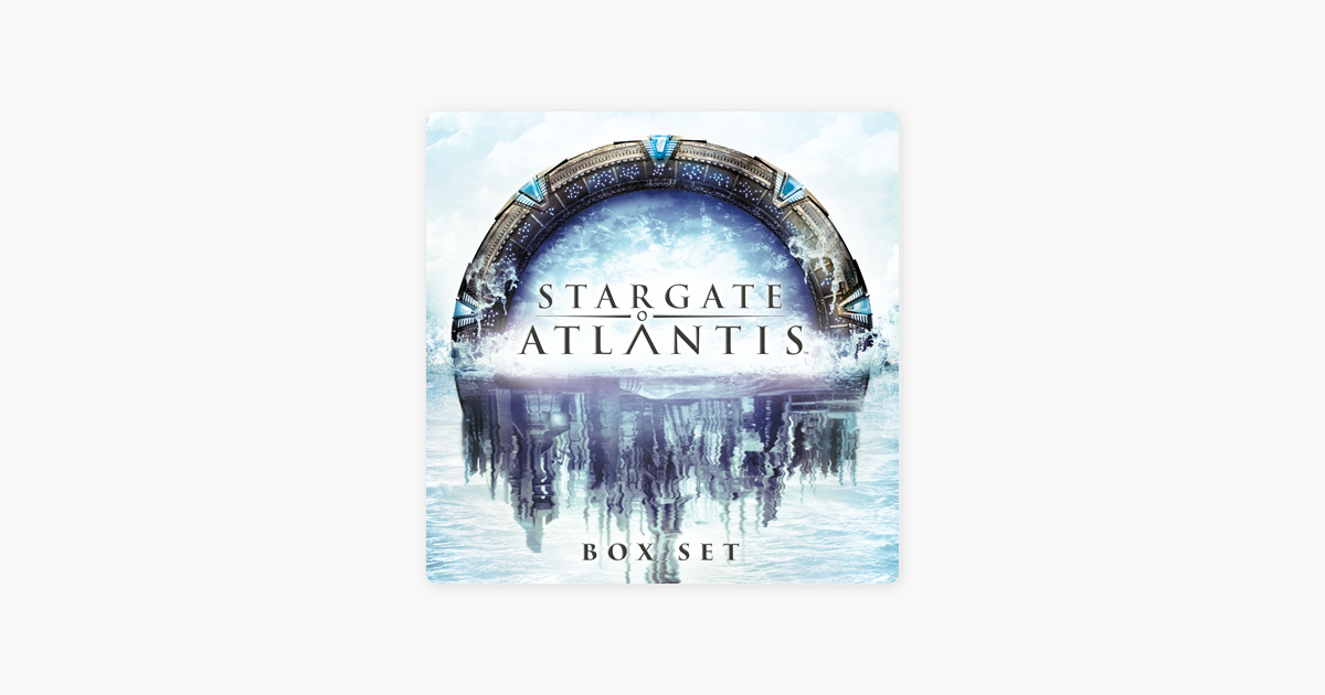 Stargate Atlantis The Complete Series On Itunes