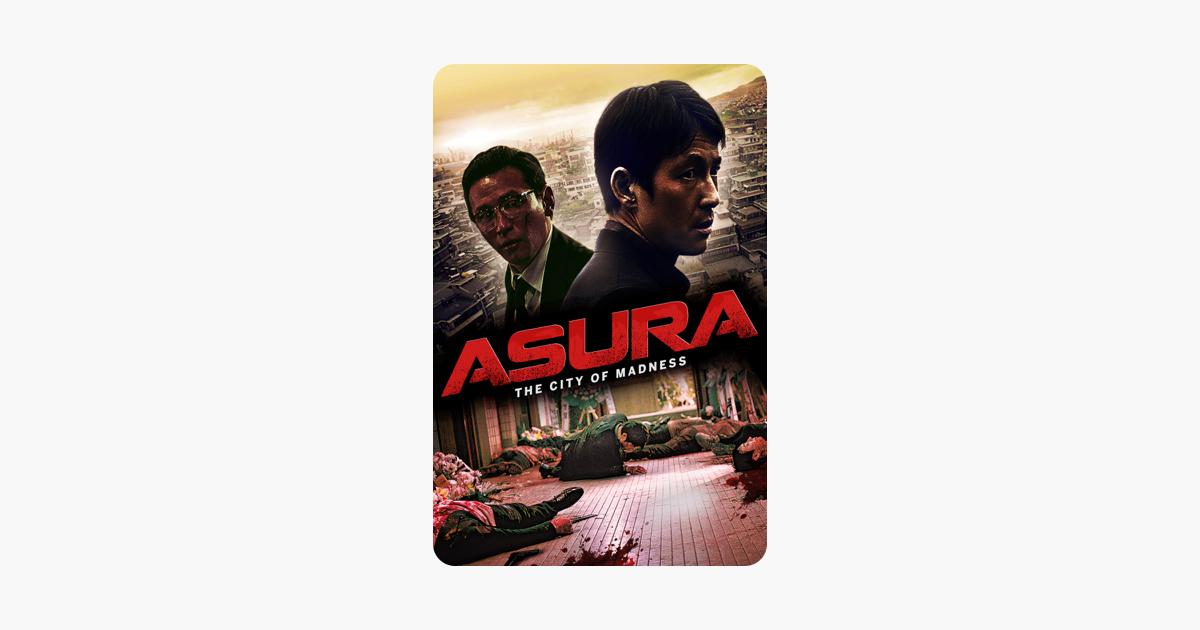 asura the city of madness full movie