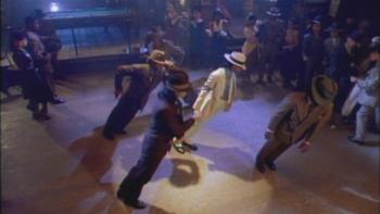 Michael Jackson Smooth Criminal (Michael Jackson's Vision) music review
