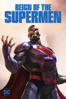 Sam Liu - Reign of the Supermen  artwork