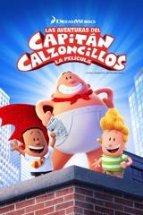 Las Aventuras del Capitán Calzoncillos, la Película