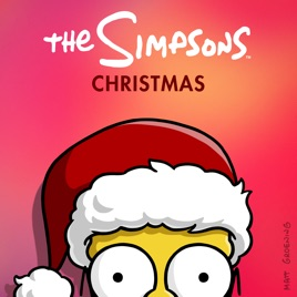 Christmas Simpsons.The Simpsons Christmas