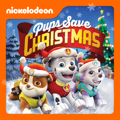 PAW Patrol, Pups Save Christmas HD Download