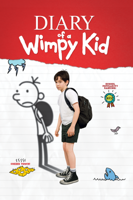 Thor Freudenthal - Diary of a Wimpy Kid  artwork