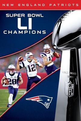 d0a3014ce  NFL Super Bowl LI Champions New England Patriots on iTunes