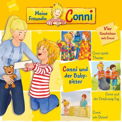 Conni und der Babysitter - Meine Freundin Conni