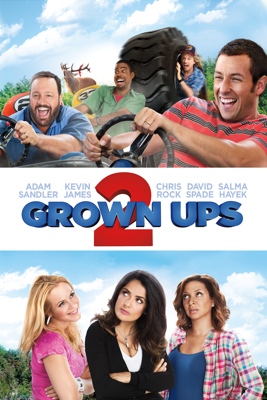 Grown Ups 2 - Dennis Dugan