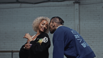 DaniLeigh Easy (feat. Chris Brown) [Remix] music review