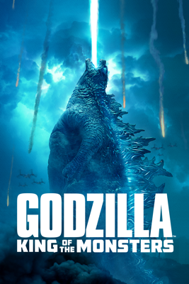 Michael Dougherty - Godzilla: King of the Monsters (2019)  artwork