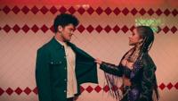 Cardi B & Bruno Mars - Please Me artwork