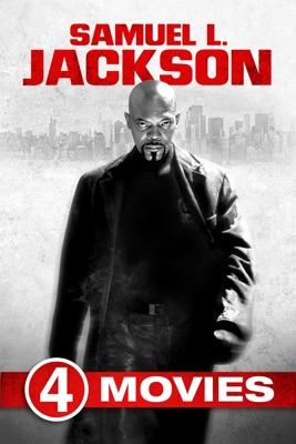 Poster for Samuel L. Jackson 4-Movie Collection