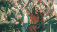 Elevation Worship - Graves into Gardens (feat. Brandon Lake) [Live] artwork