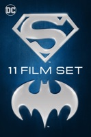 Superman Batman 11 Film Set (iTunes)