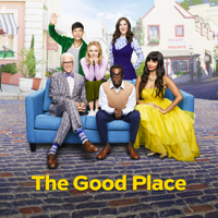 The Good Place - The Answer artwork