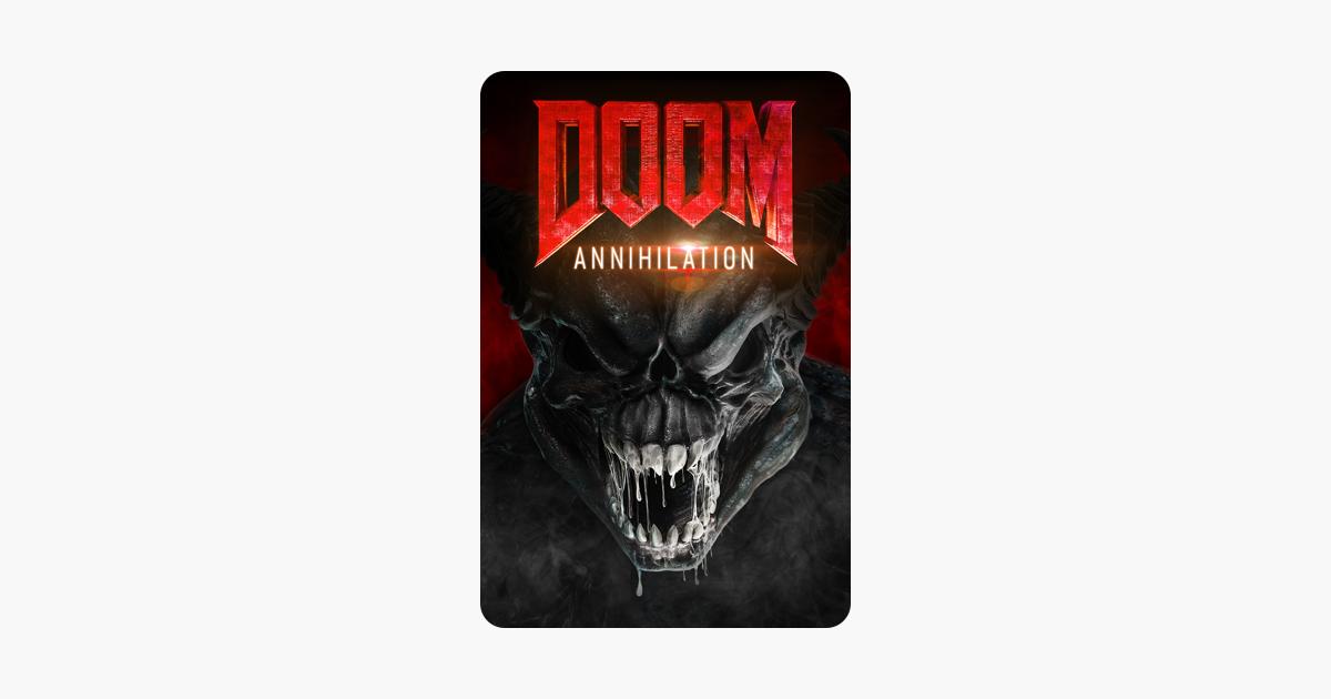 Doom Annihilation On Itunes