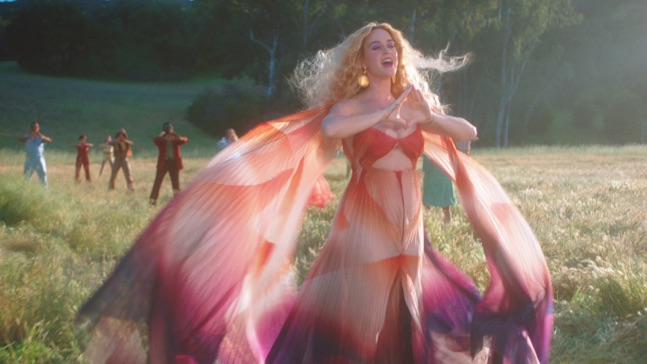 Katy Perry Never Really Over m4v Video Free Download