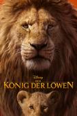 Der König der Löwen (2019) - Jon Favreau Cover Art