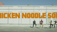 Jhope - Chicken Noodle Soup (feat. Becky G) artwork