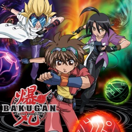 Bakugan Battle Brawlers, Season 2