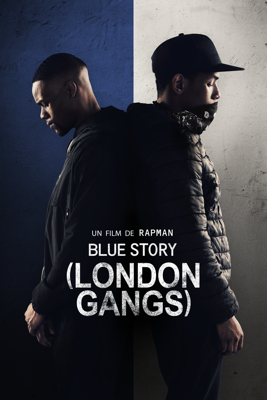 Rapman - Blue Story (London Gangs) illustration