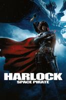 Shinji Aramaki - Harlock: Space Pirate artwork