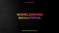 Kane Brown - Worldwide Beautiful (Lyric Video) artwork