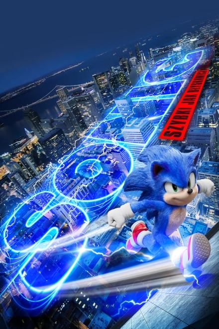 Sonic Szybki Jak Błyskawica