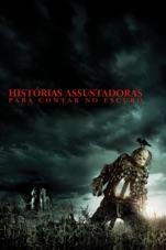 Capa do filme Histórias assustadoras para contar no escuro