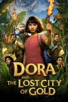 James Bobin - Dora and the Lost City of Gold artwork
