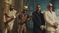 Ne-Yo & Pitbull - Me Quedaré Contigo (feat. Lenier & El Micha) artwork