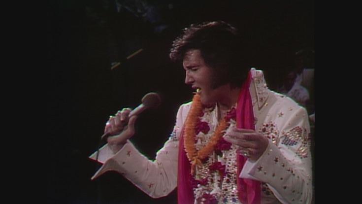 Long Tall Sallywhole Lotta Shakin Goin On Aloha From Hawaii Live In Honolulu 1973