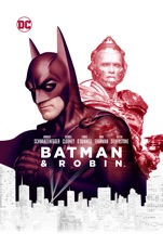 Capa do filme Batman & Robin