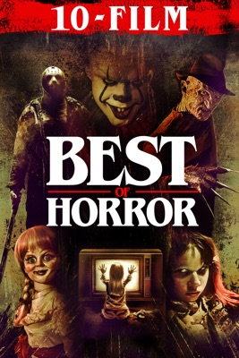 Poster for Best of Horror 10 Film Collection