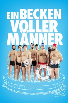 Gilles Lellouche - Ein Becken voller Männer Grafik