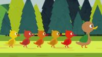 ItsyBitsyKids - Five Little Ducks (Music Video) artwork