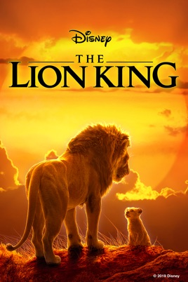 The Lion King 2019 On Itunes