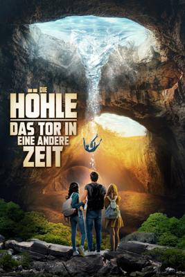 Mark Dennis & Ben Foster - Die Höhle - Das Tor in eine andere Zeit Grafik