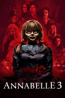 Annabelle Comes Home on iTunes