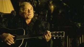 Johnny Cash Hurt music review