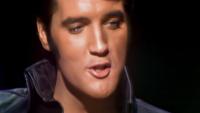 Elvis Presley & Martina McBride - Blue Christmas artwork